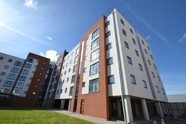 2 Bedrooms Flat for sale in Ladywell Point, Pilgrims Way, Salford